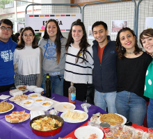 International Fair 2019 dio a conocer aspectos culturales y gastronómicos entre estudiantes de pregrado